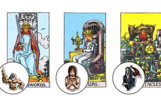 Мифы и Таро — два источника мудрости