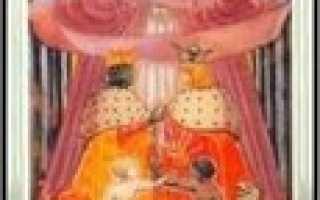 Влюблённые Таро Тота: общее значение и описание карты