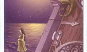 Луна Таро 78 Дверей: общее значение и описание карты