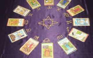 Таро-гороскоп для Дев на апрель 2020 года от колоды Таро Театр Кукол