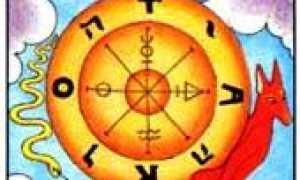 Узнайте, какое значение таит в себе Старший Аркан Таро Колесо Фортуны