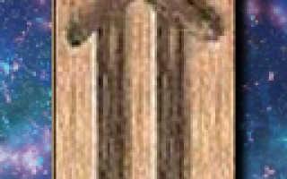 Славянская руна Ветер значение в отношениях, любви, работе, бизнесе, здоровье